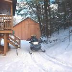 Snowmobile to your Door